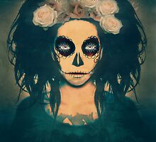 Day Of The Dead by victoriaobscure