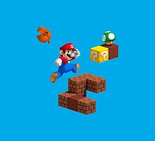 Mario Bros by idaspark