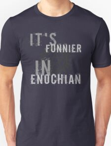 Supernatural Castiel Quote T-Shirt T-Shirt