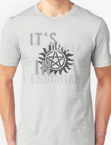 Supernatural Castiel Quote T-Shirt Unisex T-Shirt