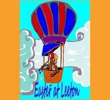 Rockabilby Easter Hot Air Balloonist Unisex T-Shirt