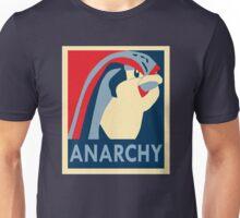 Bird Jesus: Anarchy Unisex T-Shirt