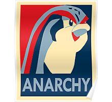 Bird Jesus: Anarchy Poster