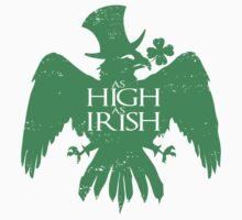 As High As Irish by Toonstyle.com   Unusual Cartoon Style Vector Stock Images
