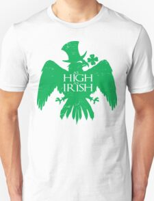 As High As Irish Unisex T-Shirt