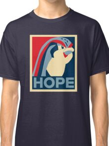 Bird Jesus: Hope Classic T-Shirt