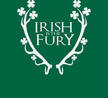 Irish is the fury Unisex T-Shirt