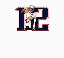 Tom Brady - Brady #12 Womens Fitted T-Shirt
