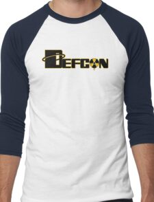 Defcon Guild Men's Baseball ¾ T-Shirt