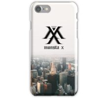 MONSTA X - Logo: iPhone Case iPhone Case/Skin