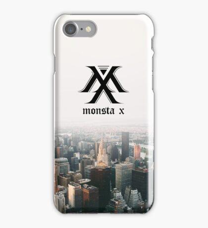 MONSTA X - Logo: iPhone Case iPhone Case/Skin