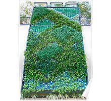 Vertical Gardening - Vertical Garden Green Wall Biowall ecowall Living Wall Poster