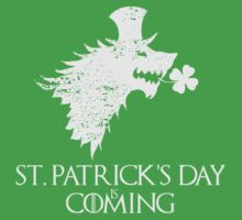 St. Patrick's Day is coming by Toonstyle.com Yury Shchipakin