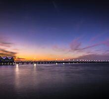 Busselton Sunset by Noeline R