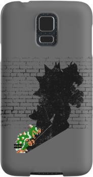 Becoming a Legend - Bowser by RileyRiot
