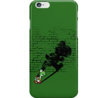 Becoming a Legend - Yoshi iPhone Case/Skin