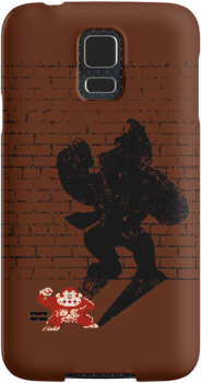Becoming a Legend- Donkey Kong by RileyRiot