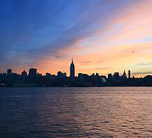 Empire State Building  by pmarella