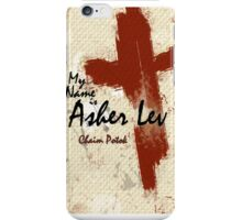 Asher Lev iPhone Case/Skin