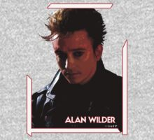 Limited Edition Alan Wilder Shirt #1 by Shaina Karasik