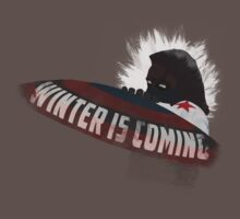 Winter Soldier Is Coming by giantevilgods