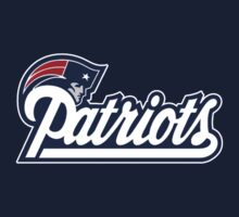 New England Patriots by CJRDesign