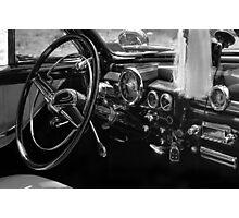 Old Chrome #1 Photographic Print