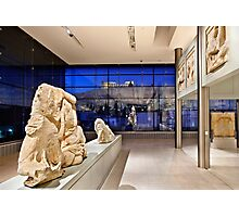The New Acropolis Museum Photographic Print