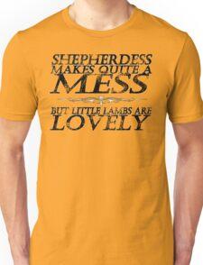 Little Lambs (No Graphic) Unisex T-Shirt