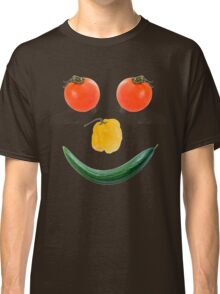 Smiley salad face Classic T-Shirt