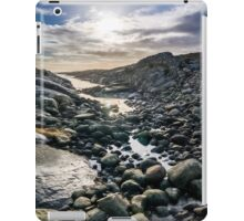 Road to the sea iPad Case/Skin
