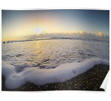 Eastbourne sunrise Poster