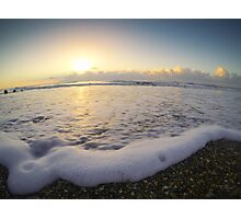 Eastbourne sunrise Photographic Print
