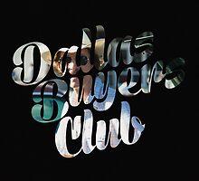 Dallas Buyers Club Poster by algarithm