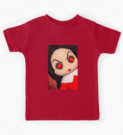 Evil Rag Doll Kids Tee