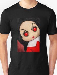 Evil Rag Doll Unisex T-Shirt