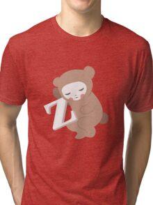 Waiting for Z Tri-blend T-Shirt