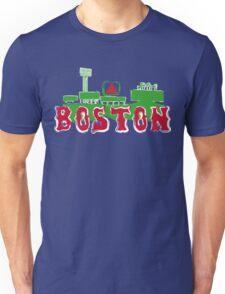 Boston Red Sox Fenway Park Unisex T-Shirt
