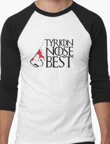 Tyrion Nose Best Men's Baseball ¾ T-Shirt