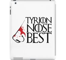 Tyrion Nose Best iPad Case/Skin