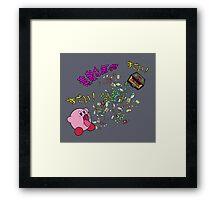 Kirby Rehab? Framed Print