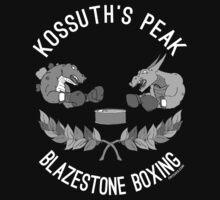 Kossuth Peak Blazestone Boxing by Crit Juice