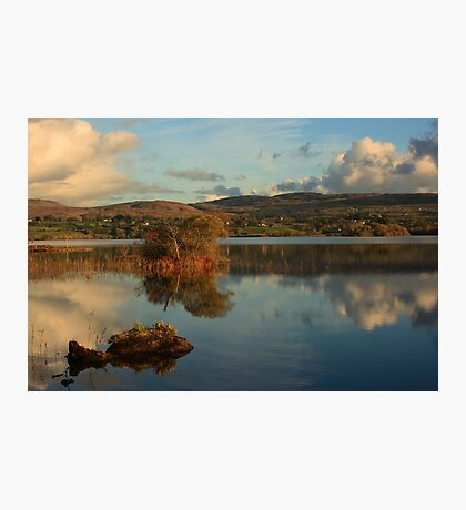 Lough Eske Light Photographic Print