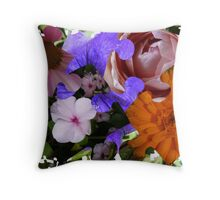 Life's a Jigsaw Puzzle Throw Pillow