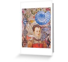 Elisabet Greeting Card