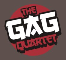 GAG Quartet Logo  Kids Clothes