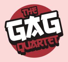 GAG Quartet Logo  One Piece - Long Sleeve