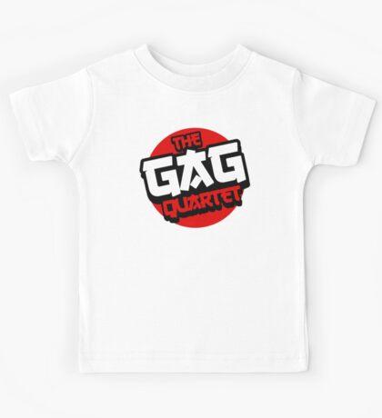 GAG Quartet Logo  Kids Tee
