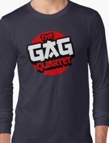 GAG Quartet Logo  Long Sleeve T-Shirt