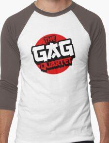 GAG Quartet Logo  Men's Baseball ¾ T-Shirt